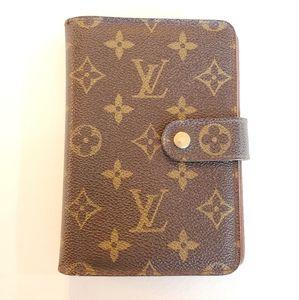 Louis Vuitton Portopapie Wallet